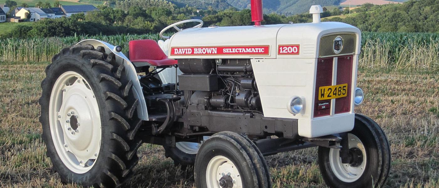 David Brown Tractor Club